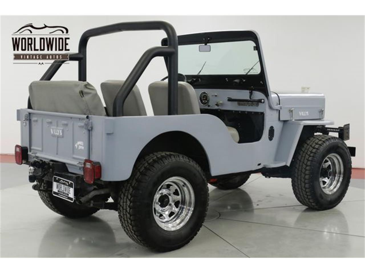 Large Picture of 1961 Jeep Willys - $13,900.00 - PUFZ