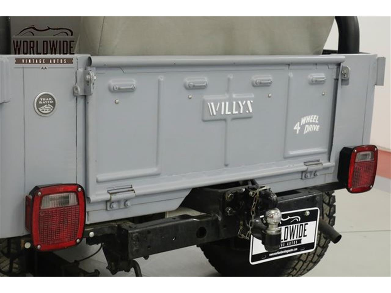 Large Picture of Classic 1961 Willys Offered by Worldwide Vintage Autos - PUFZ