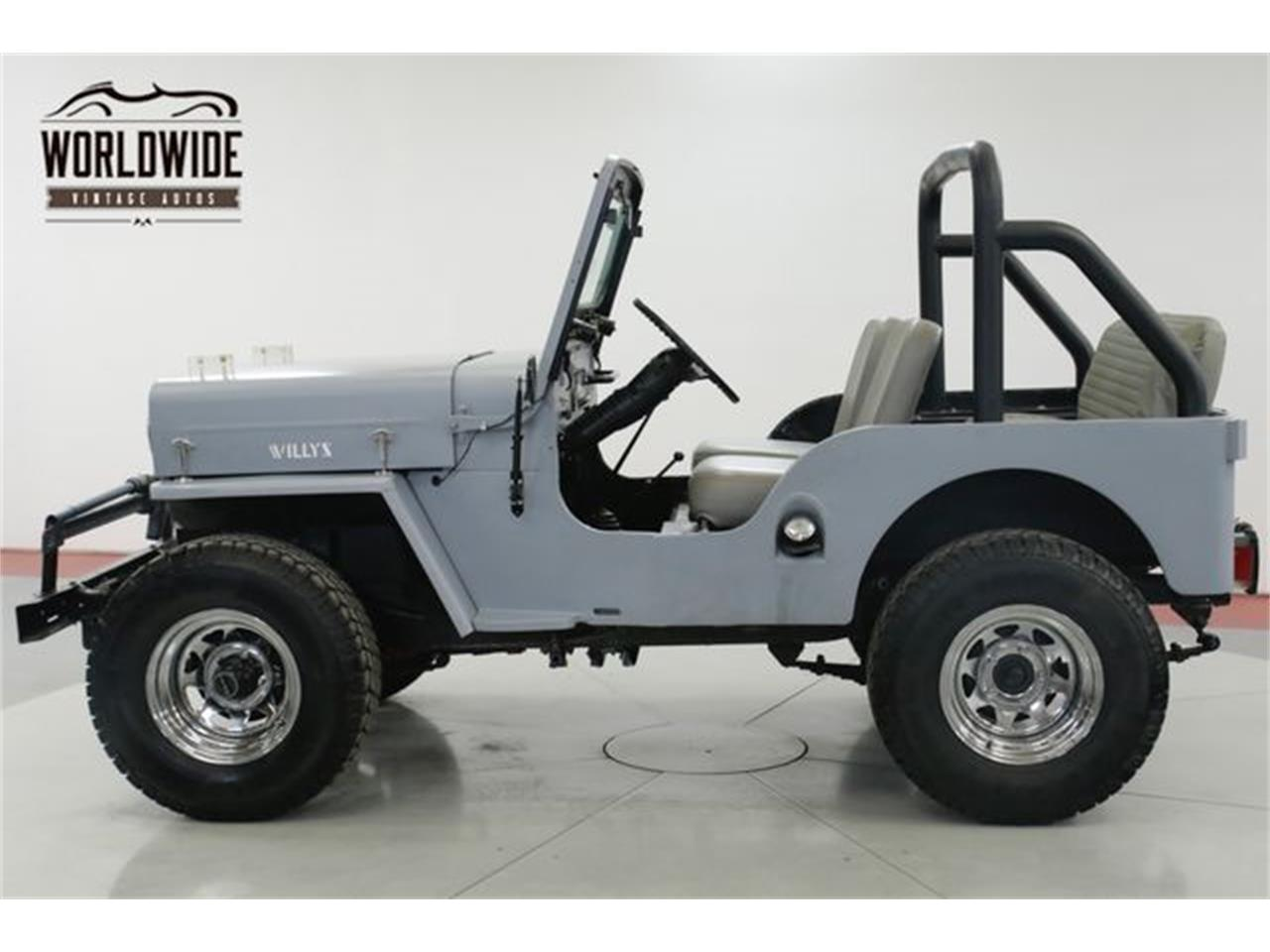 Large Picture of Classic 1961 Jeep Willys located in Colorado Offered by Worldwide Vintage Autos - PUFZ