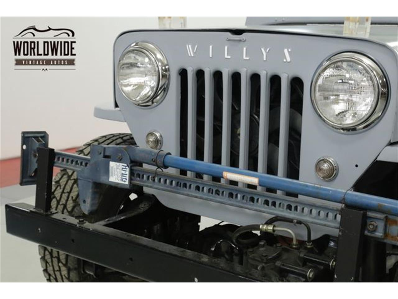Large Picture of Classic 1961 Jeep Willys located in Denver  Colorado - $13,900.00 Offered by Worldwide Vintage Autos - PUFZ