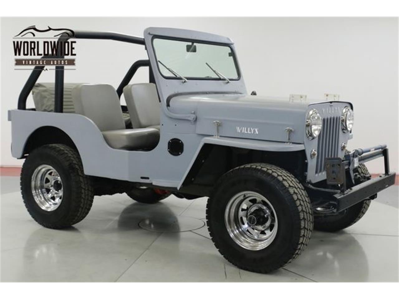 Large Picture of Classic 1961 Jeep Willys Offered by Worldwide Vintage Autos - PUFZ