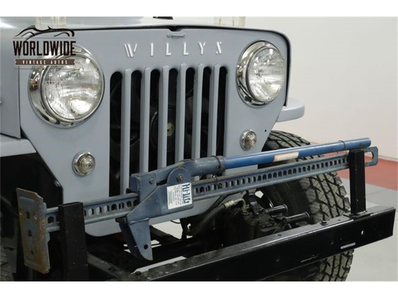 Large Picture of 1961 Jeep Willys located in Denver  Colorado Offered by Worldwide Vintage Autos - PUFZ