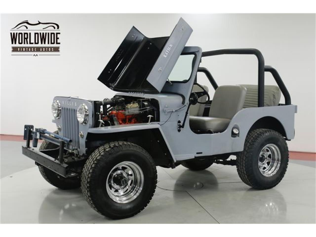 Large Picture of 1961 Willys located in Colorado - $13,900.00 Offered by Worldwide Vintage Autos - PUFZ