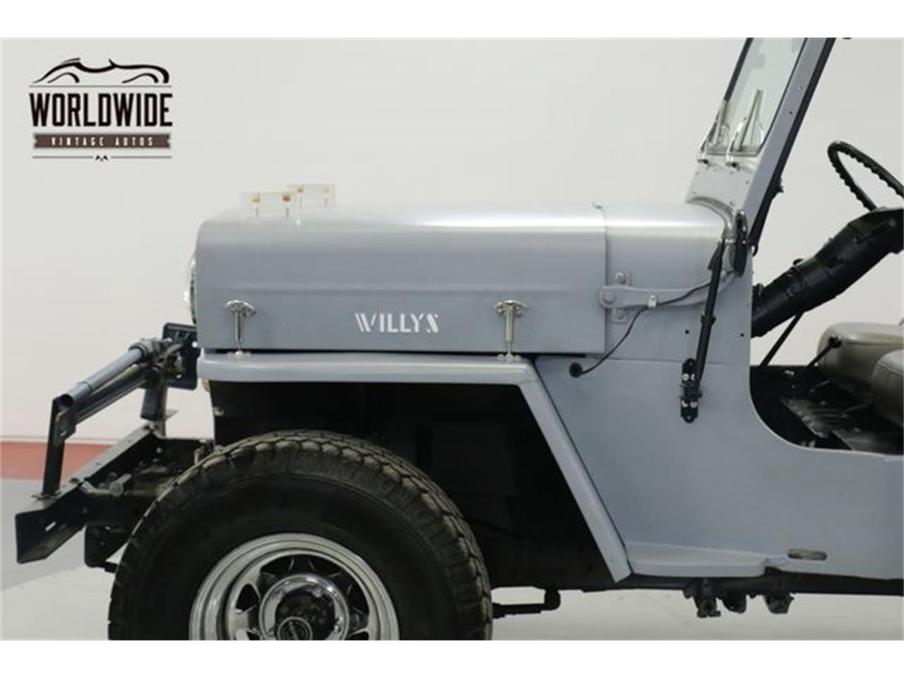 Large Picture of Classic 1961 Jeep Willys - PUFZ