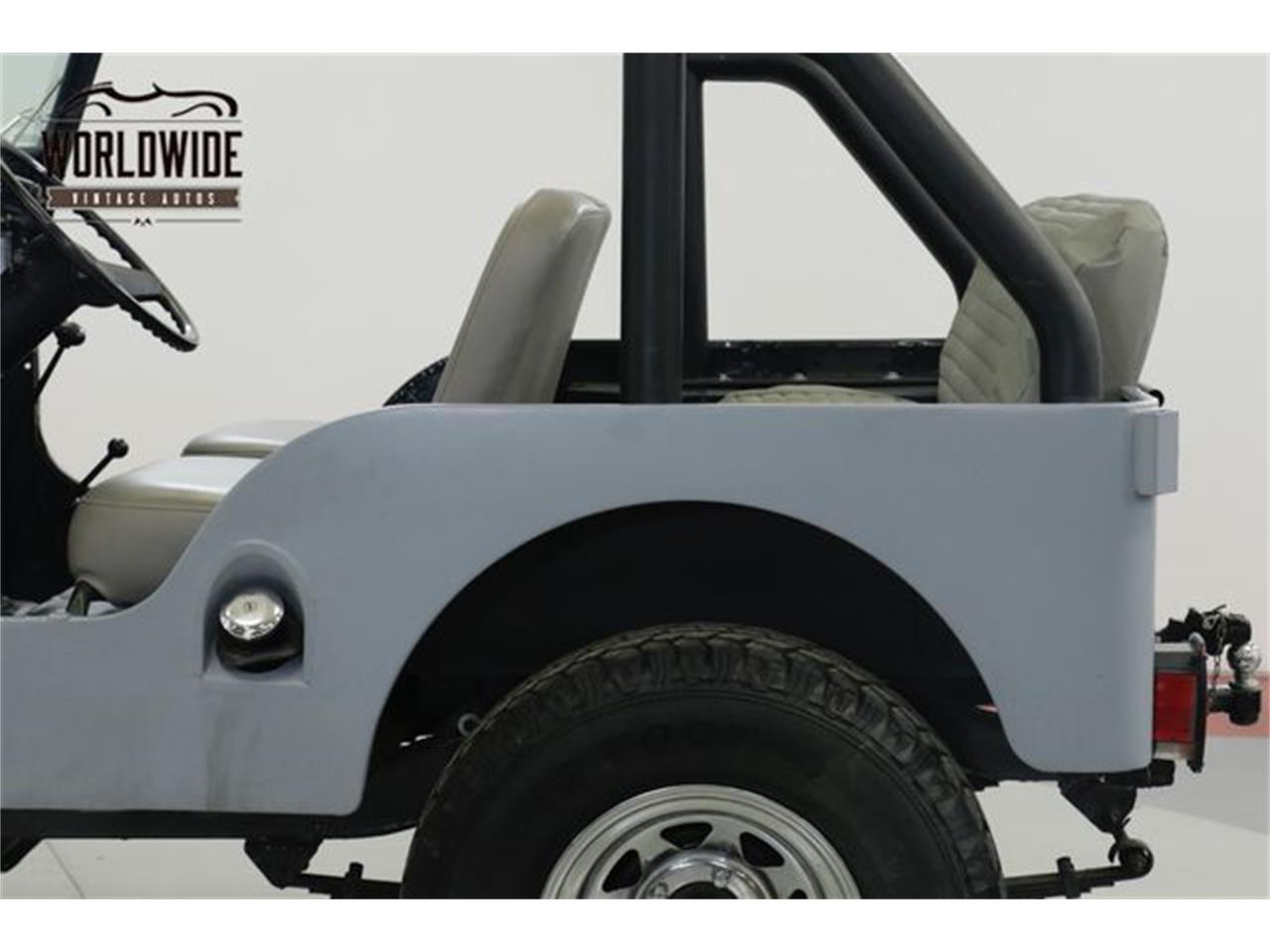 Large Picture of 1961 Jeep Willys - PUFZ