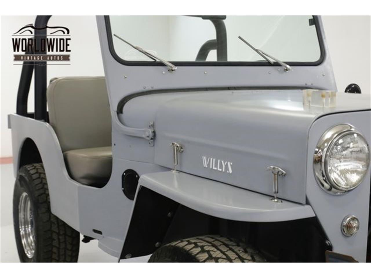 Large Picture of 1961 Willys - PUFZ