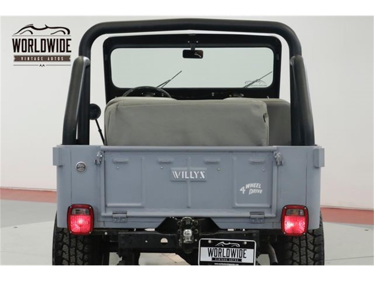 Large Picture of 1961 Jeep Willys Offered by Worldwide Vintage Autos - PUFZ
