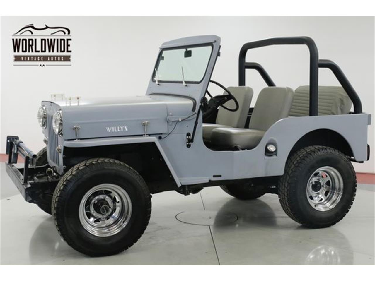 Large Picture of Classic '61 Willys - $13,900.00 Offered by Worldwide Vintage Autos - PUFZ