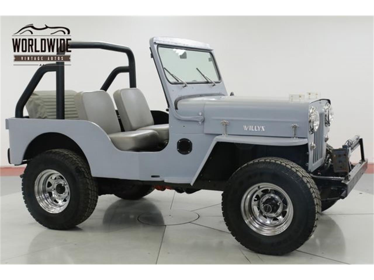 Large Picture of 1961 Willys located in Colorado - PUFZ