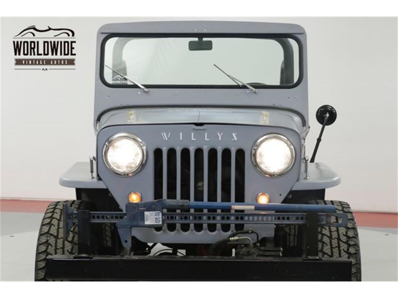 Large Picture of Classic '61 Jeep Willys located in Denver  Colorado Offered by Worldwide Vintage Autos - PUFZ