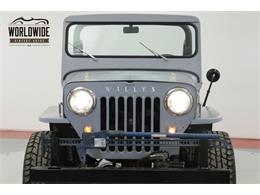 Picture of Classic '61 Jeep Willys located in Denver  Colorado - $13,900.00 - PUFZ