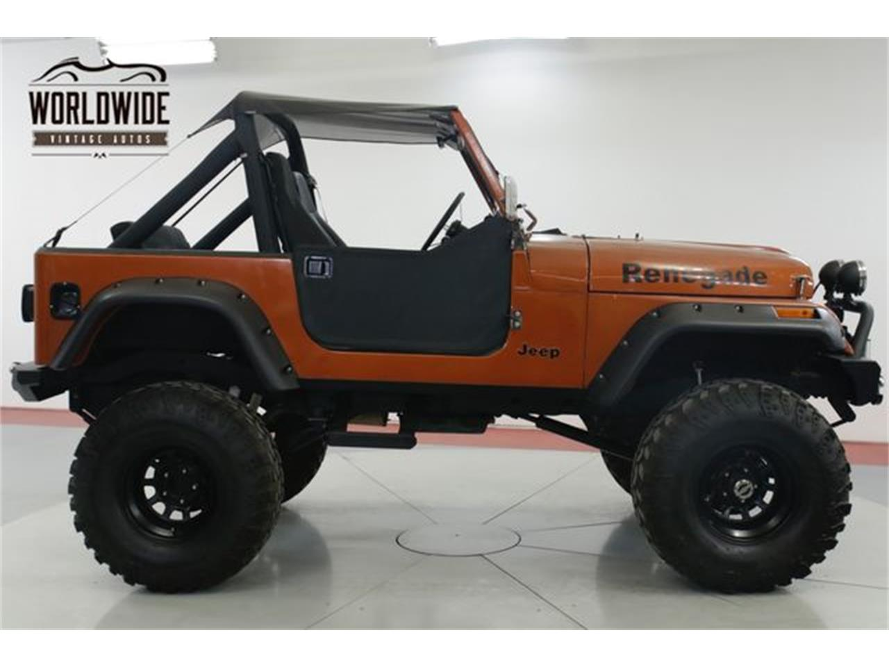 Large Picture of '79 CJ7 - PUG9