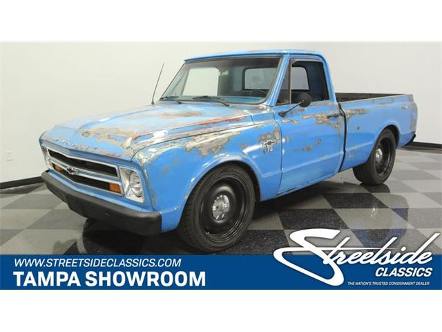 Picture of Classic '67 C10 located in Florida - $24,995.00 - PUGA