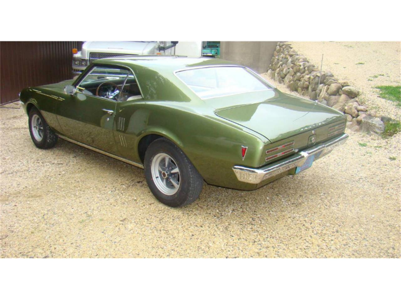 Large Picture of Classic '68 Firebird Offered by North Shore Classics - PUGP