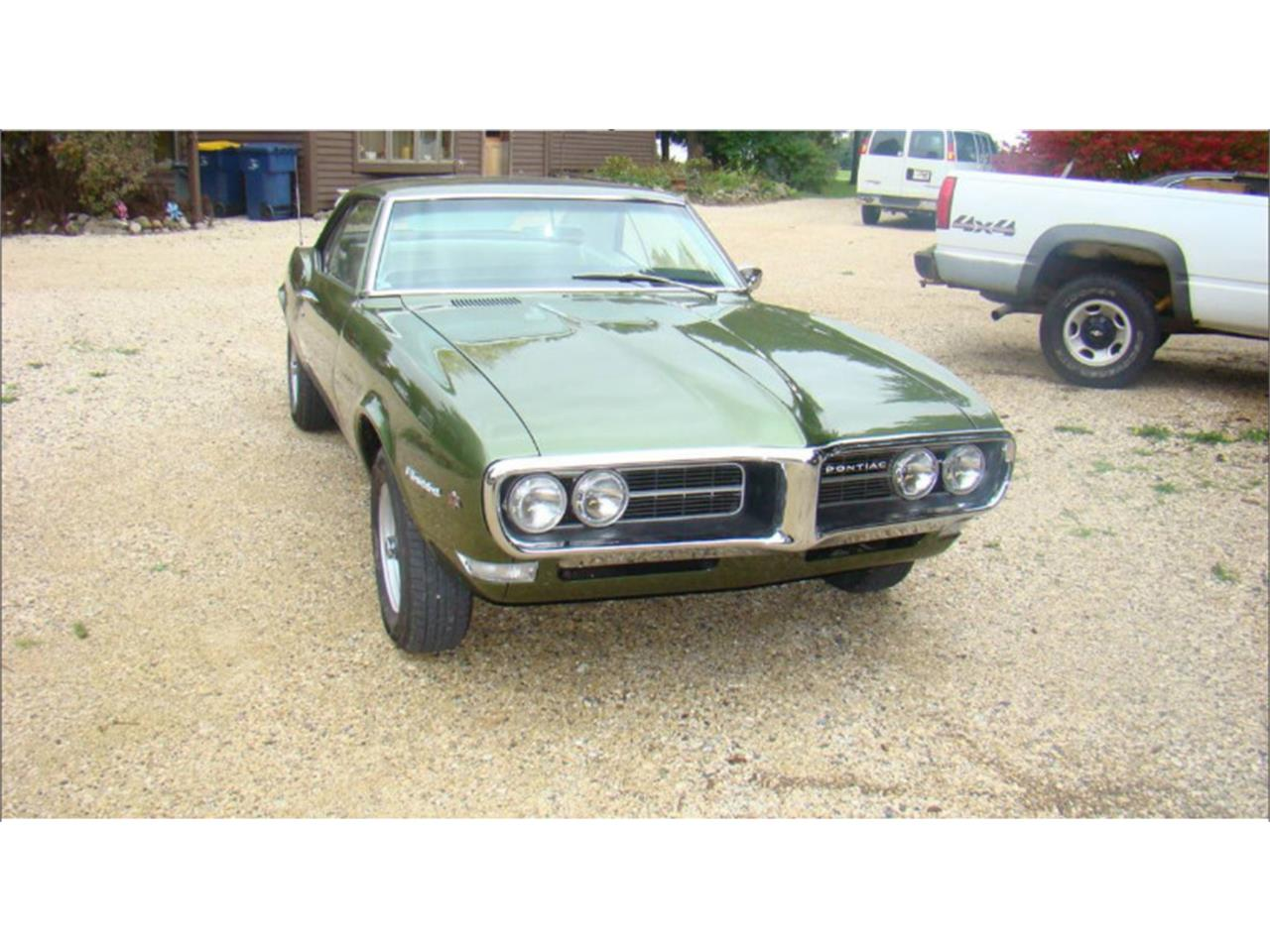 Large Picture of '68 Pontiac Firebird located in Mundelein Illinois - $29,750.00 - PUGP