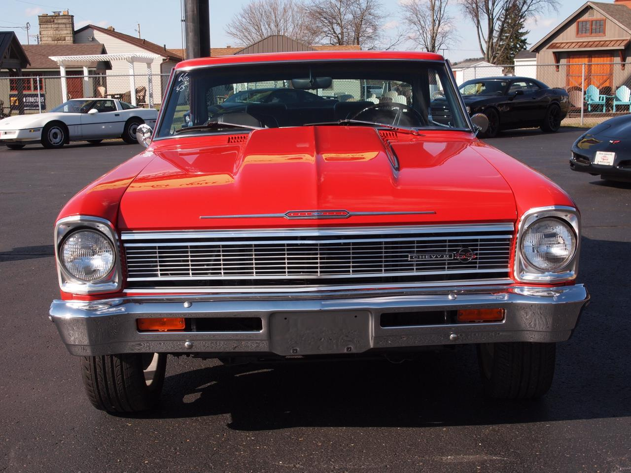 Large Picture of '66 Chevy II Nova - PUGS