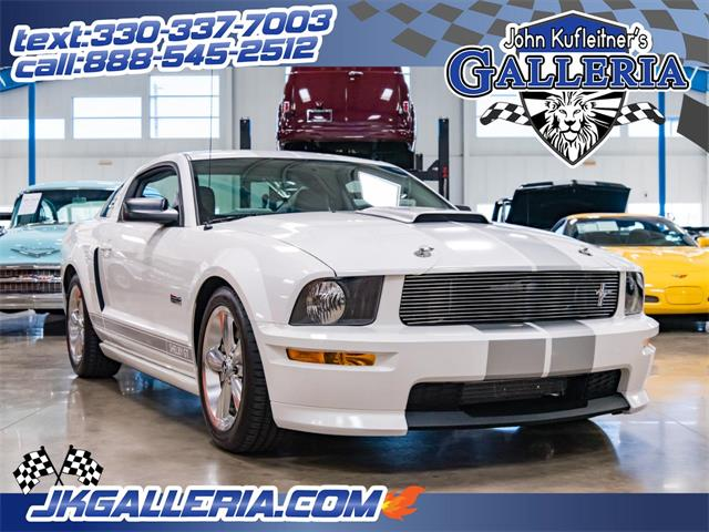 Picture of '07 Mustang - PUGV