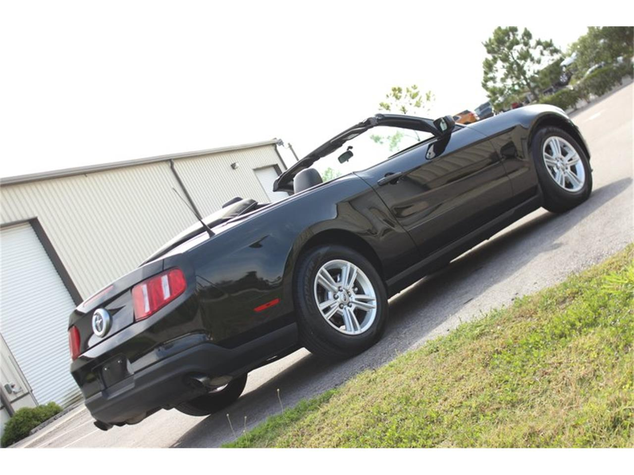 Large Picture of '12 Mustang - PUGY