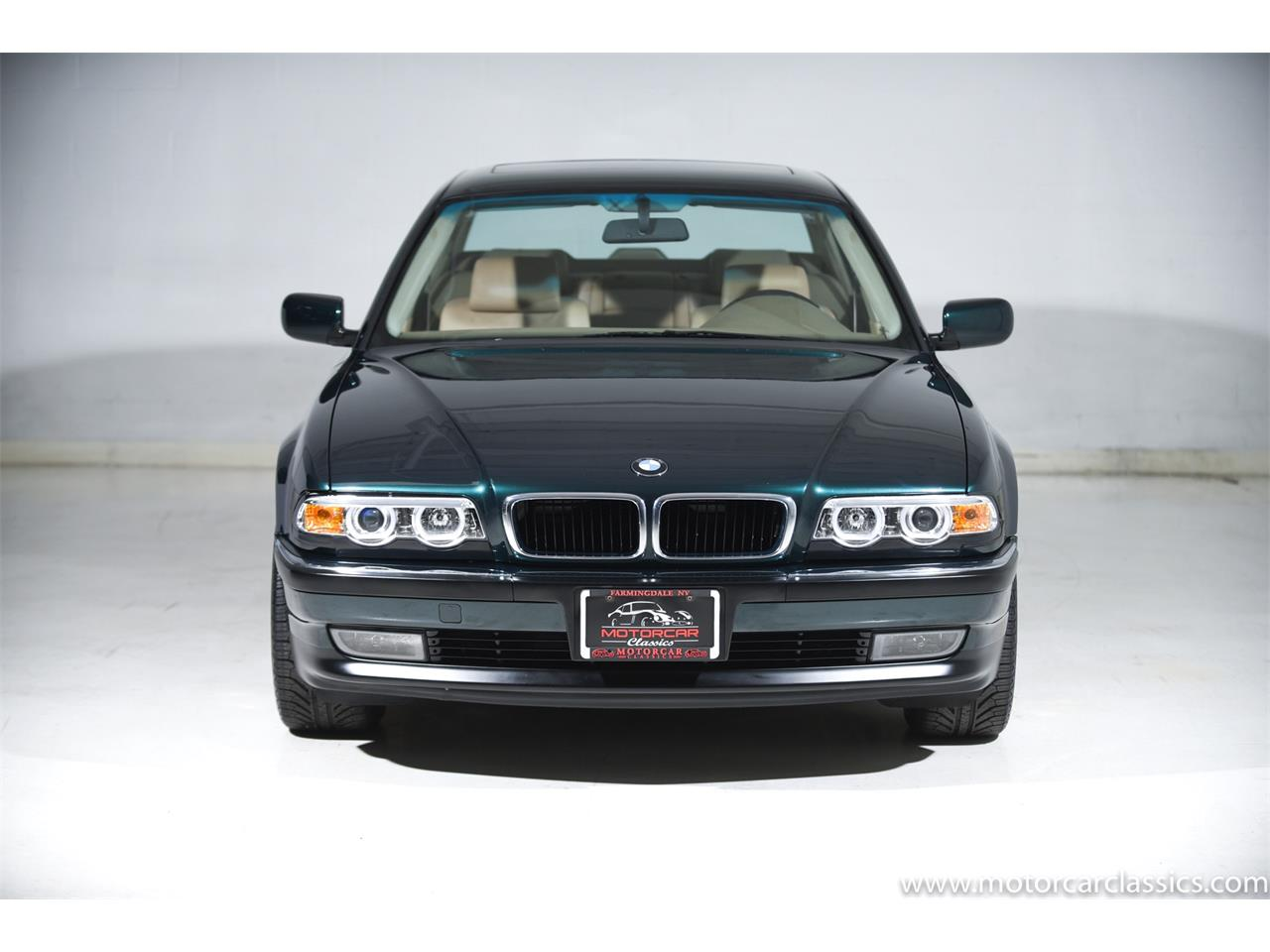 Large Picture of '98 7 Series - PUH1