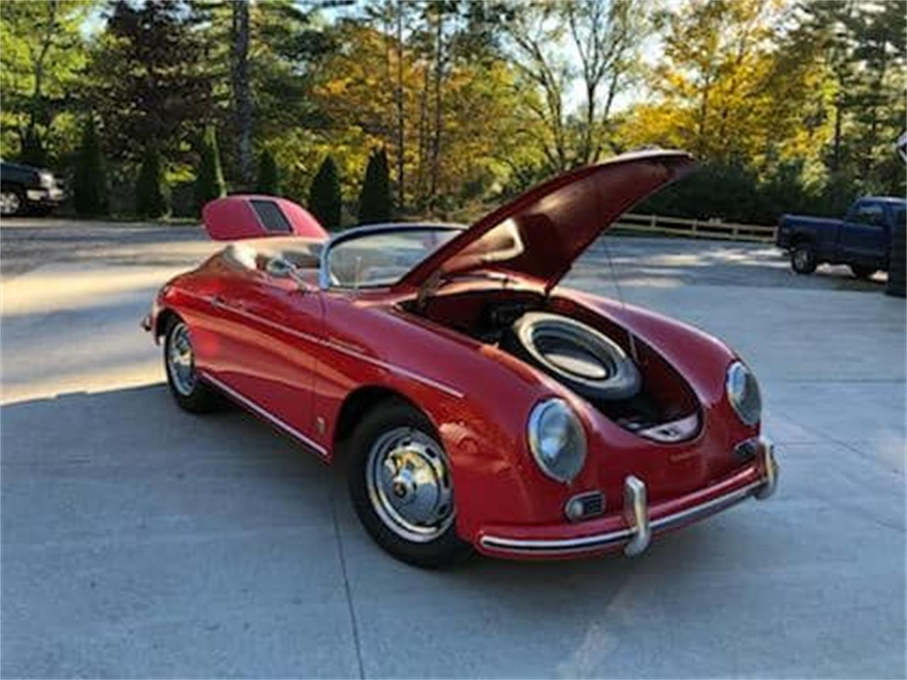 Large Picture of Classic 1956 Porsche 356 - $29,900.00 Offered by Auto Market King LLC - PUH2