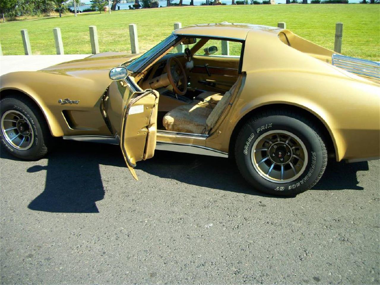 Large Picture of '76 Corvette - PUH3
