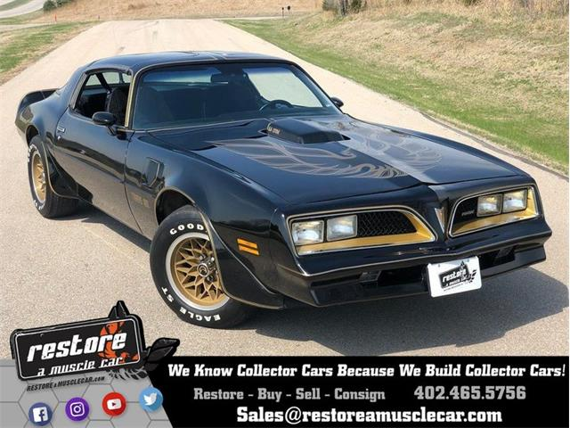 Picture of '78 Pontiac Firebird Trans Am - PUIA