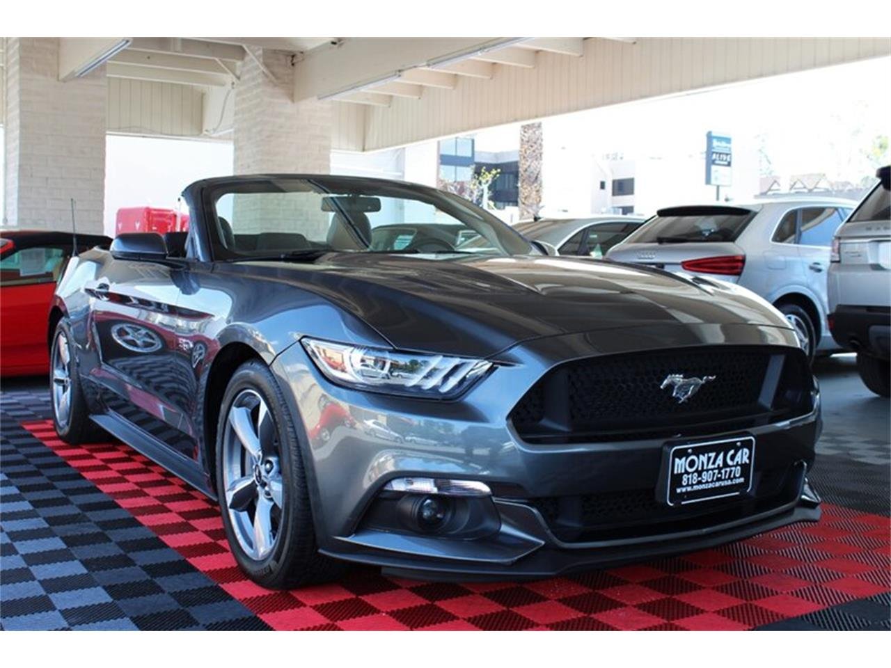 Large Picture of '15 Mustang - PUII