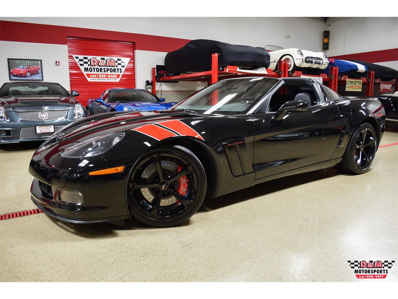 Large Picture of 2010 Chevrolet Corvette located in Glen Ellyn Illinois - $37,995.00 - PUJ0