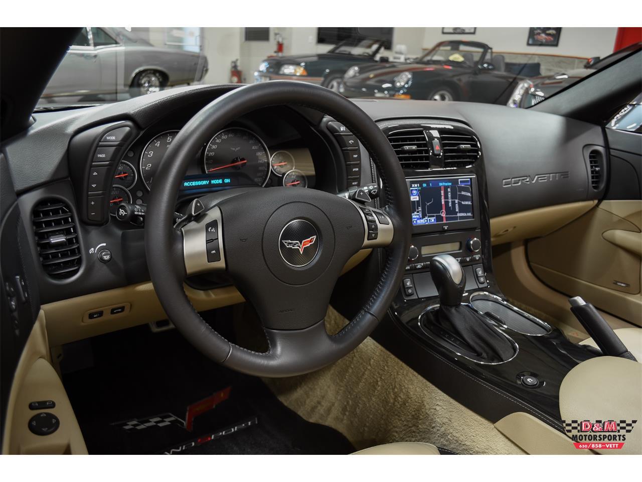 Large Picture of 2010 Corvette located in Illinois - $37,995.00 - PUJ0
