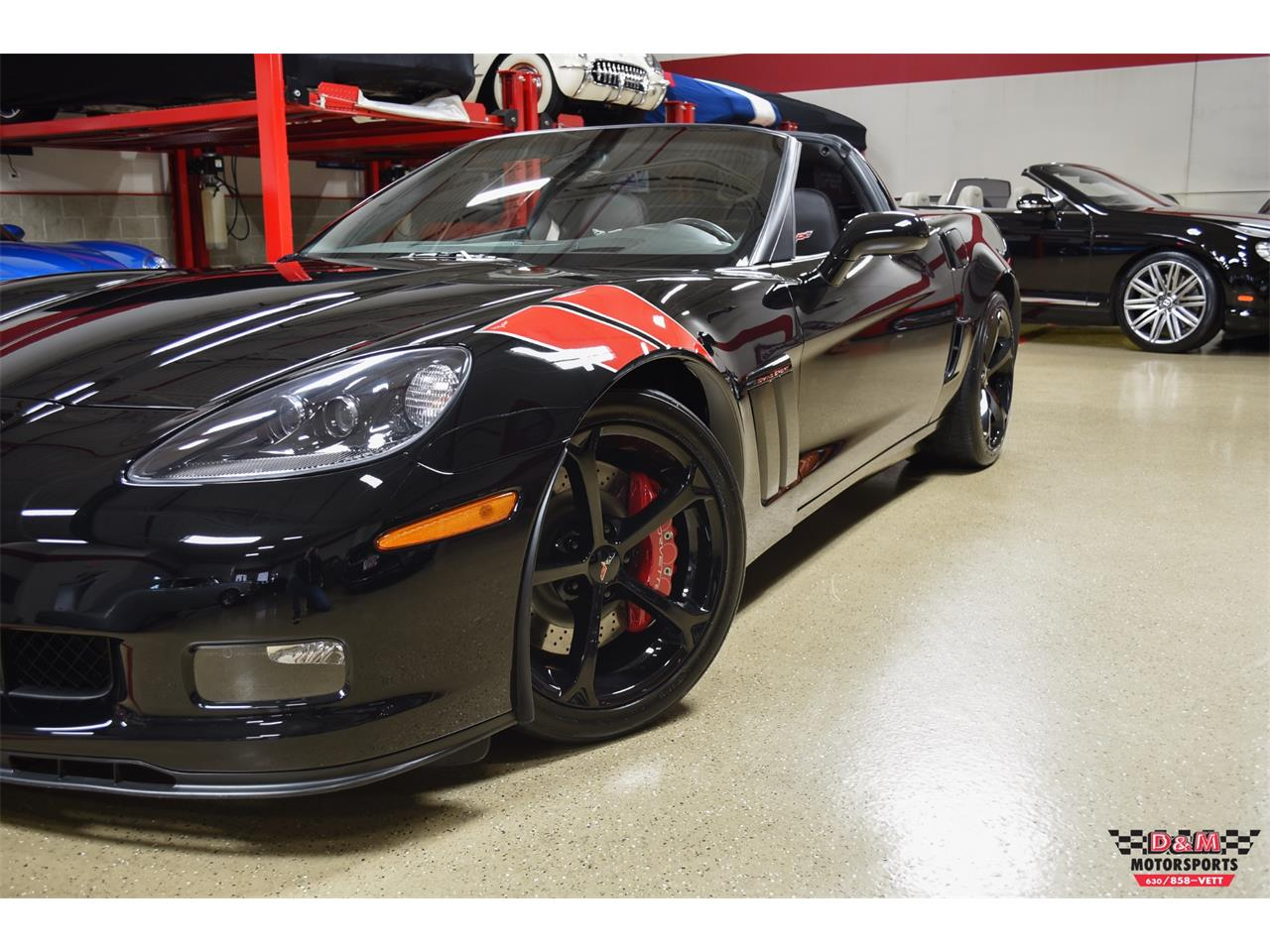 Large Picture of '10 Chevrolet Corvette located in Glen Ellyn Illinois Offered by D & M Motorsports - PUJ0