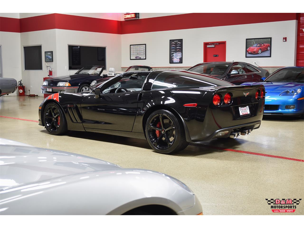 Large Picture of '10 Chevrolet Corvette Offered by D & M Motorsports - PUJ0