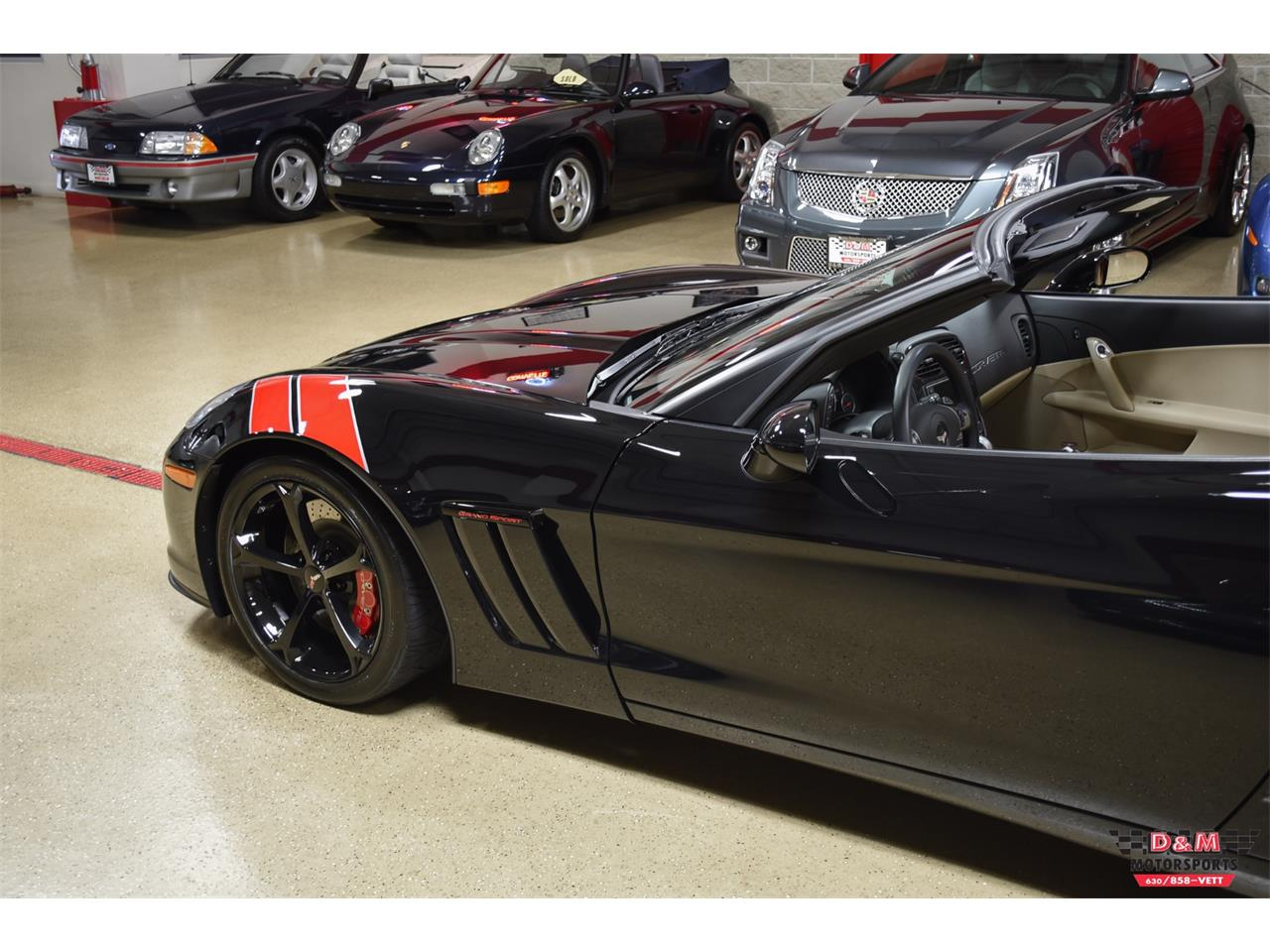 Large Picture of '10 Corvette located in Glen Ellyn Illinois - PUJ0