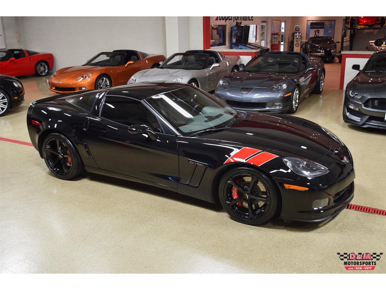 Large Picture of 2010 Chevrolet Corvette located in Illinois - $37,995.00 Offered by D & M Motorsports - PUJ0