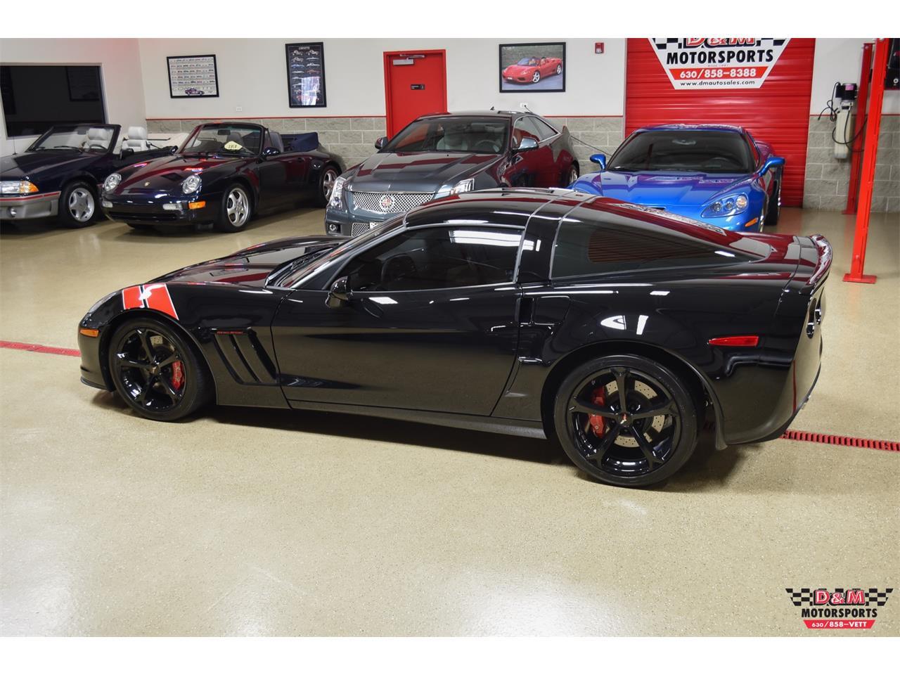 Large Picture of 2010 Corvette - PUJ0