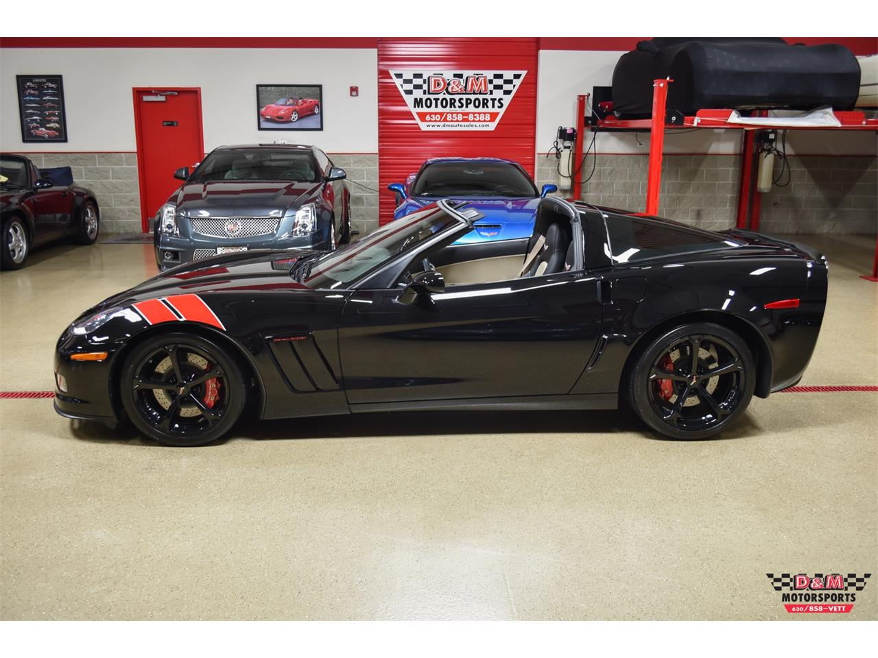 Large Picture of '10 Chevrolet Corvette located in Glen Ellyn Illinois - $37,995.00 Offered by D & M Motorsports - PUJ0