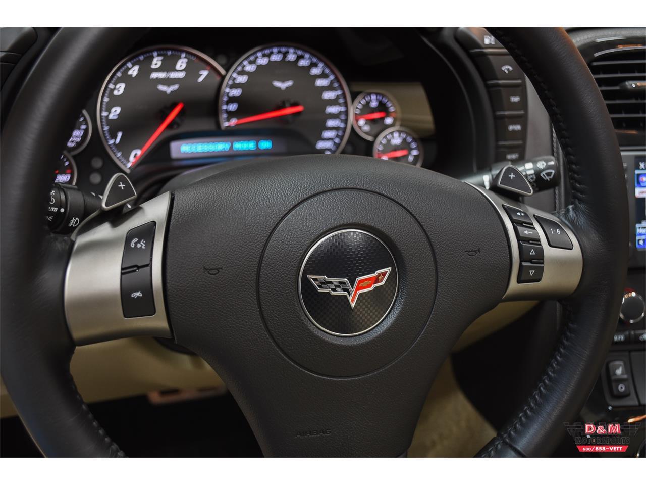 Large Picture of '10 Corvette located in Illinois - PUJ0