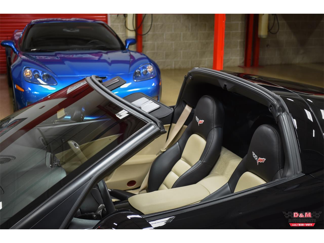 Large Picture of 2010 Chevrolet Corvette located in Glen Ellyn Illinois - $37,995.00 Offered by D & M Motorsports - PUJ0