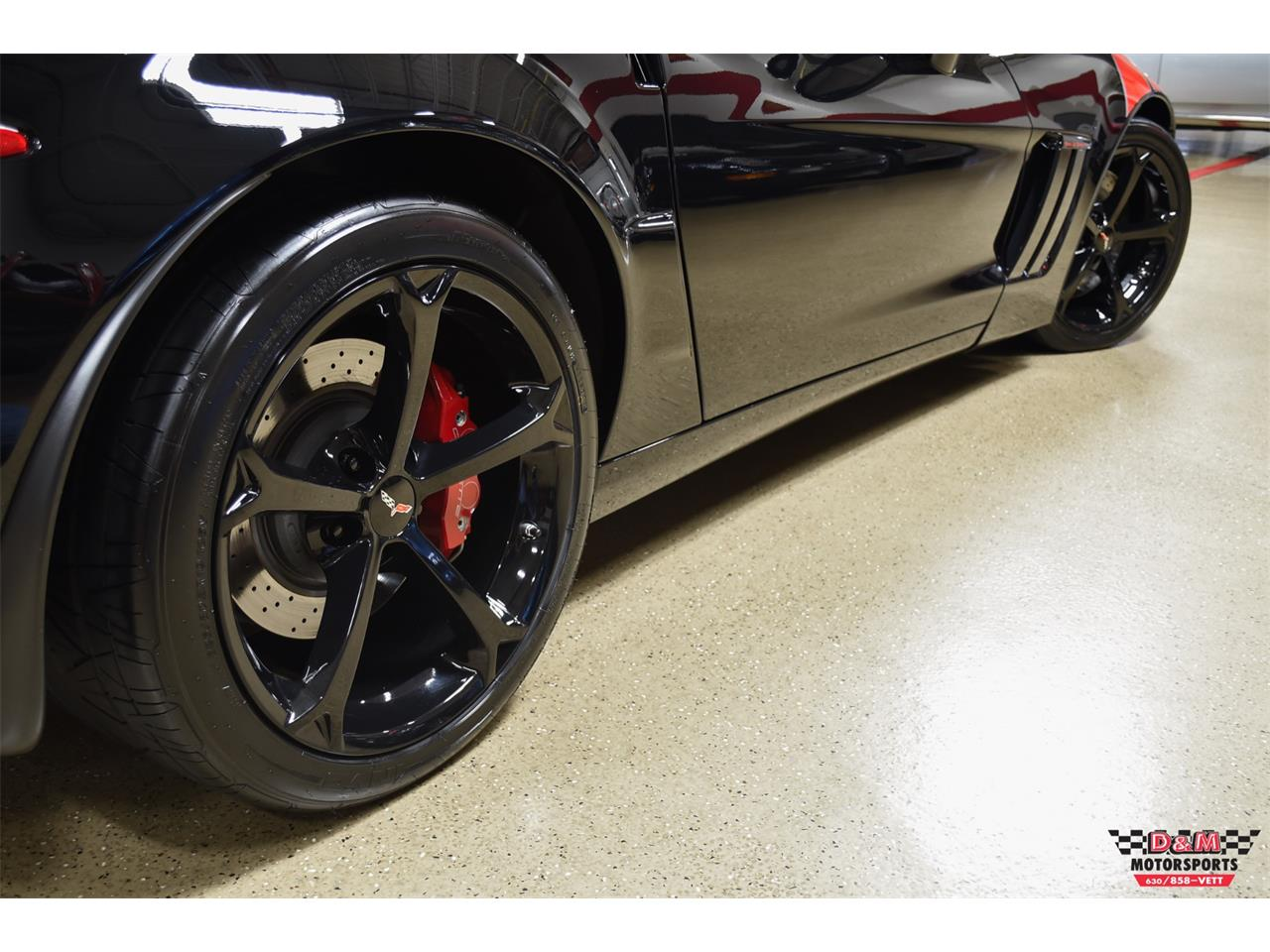 Large Picture of '10 Chevrolet Corvette - $37,995.00 Offered by D & M Motorsports - PUJ0
