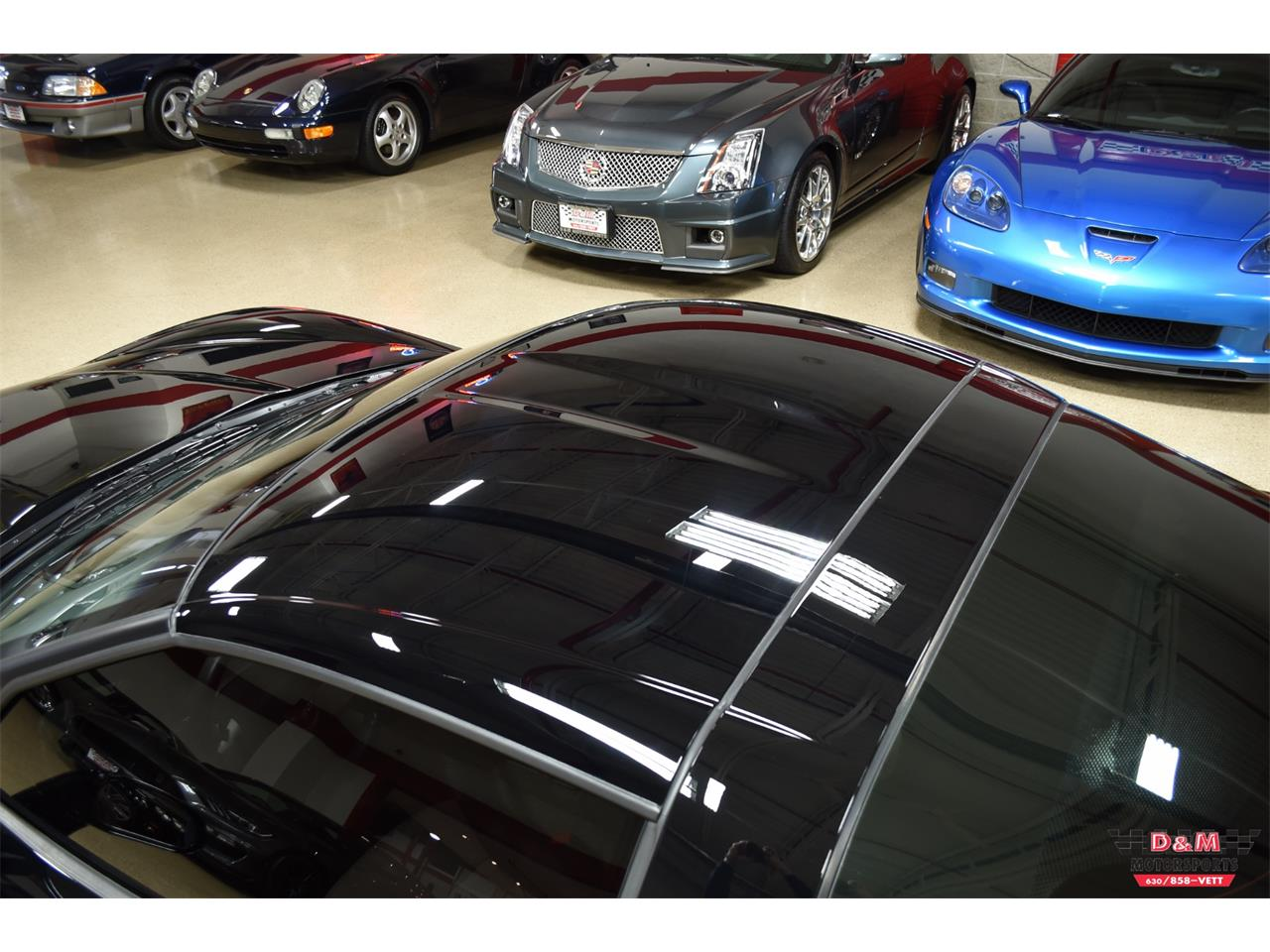 Large Picture of '10 Chevrolet Corvette located in Glen Ellyn Illinois - PUJ0