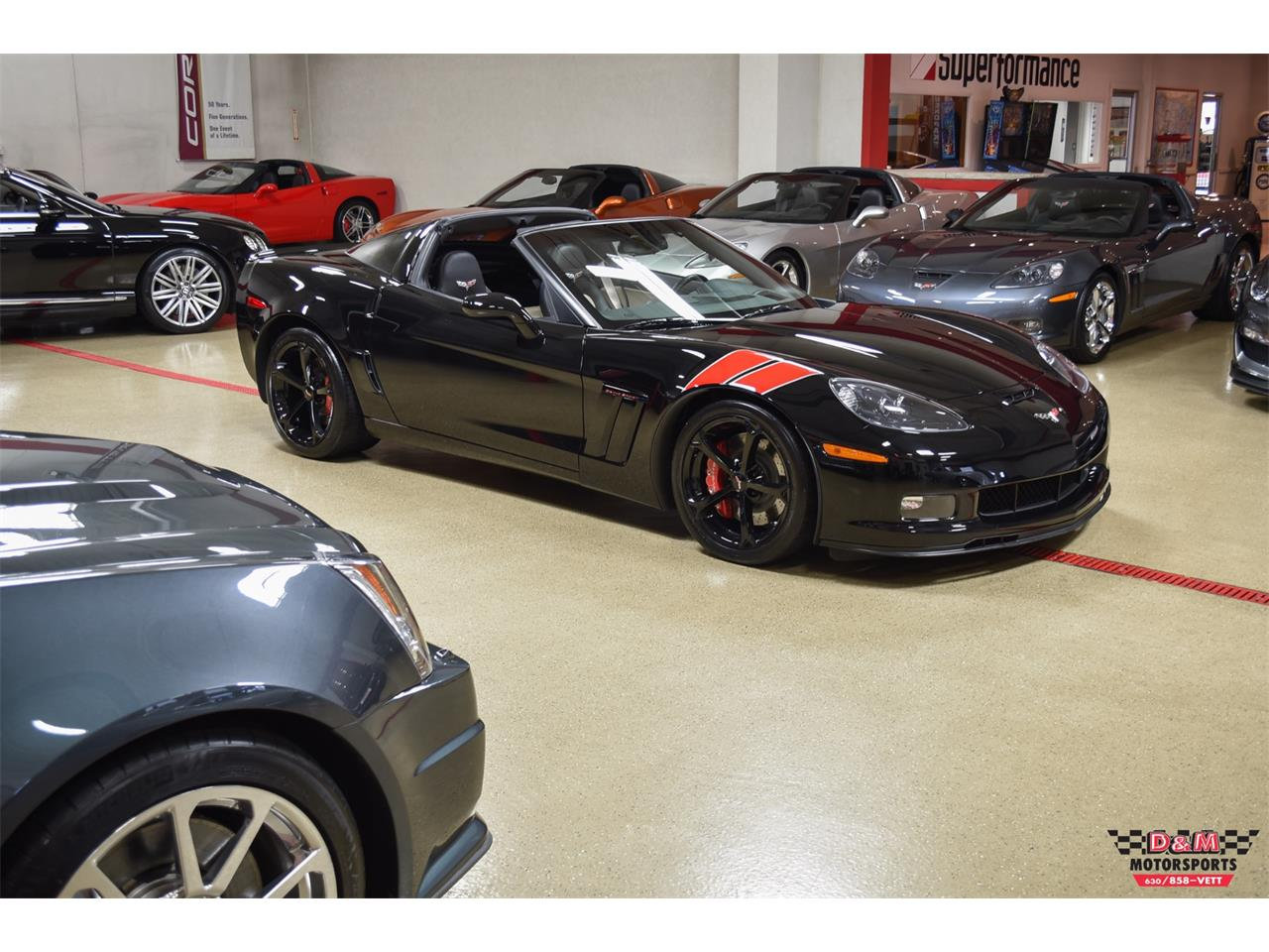 Large Picture of '10 Corvette located in Illinois - $37,995.00 Offered by D & M Motorsports - PUJ0
