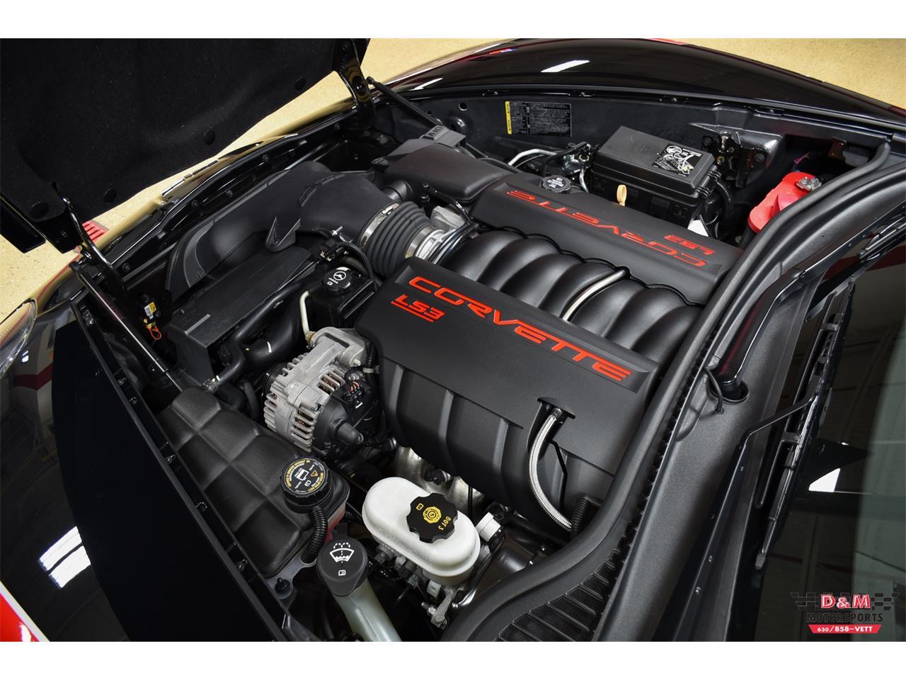 Large Picture of '10 Corvette located in Illinois - $37,995.00 - PUJ0