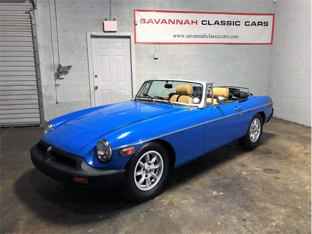Picture of '76 MGB located in Georgia - $9,950.00 Offered by  - PUJ5