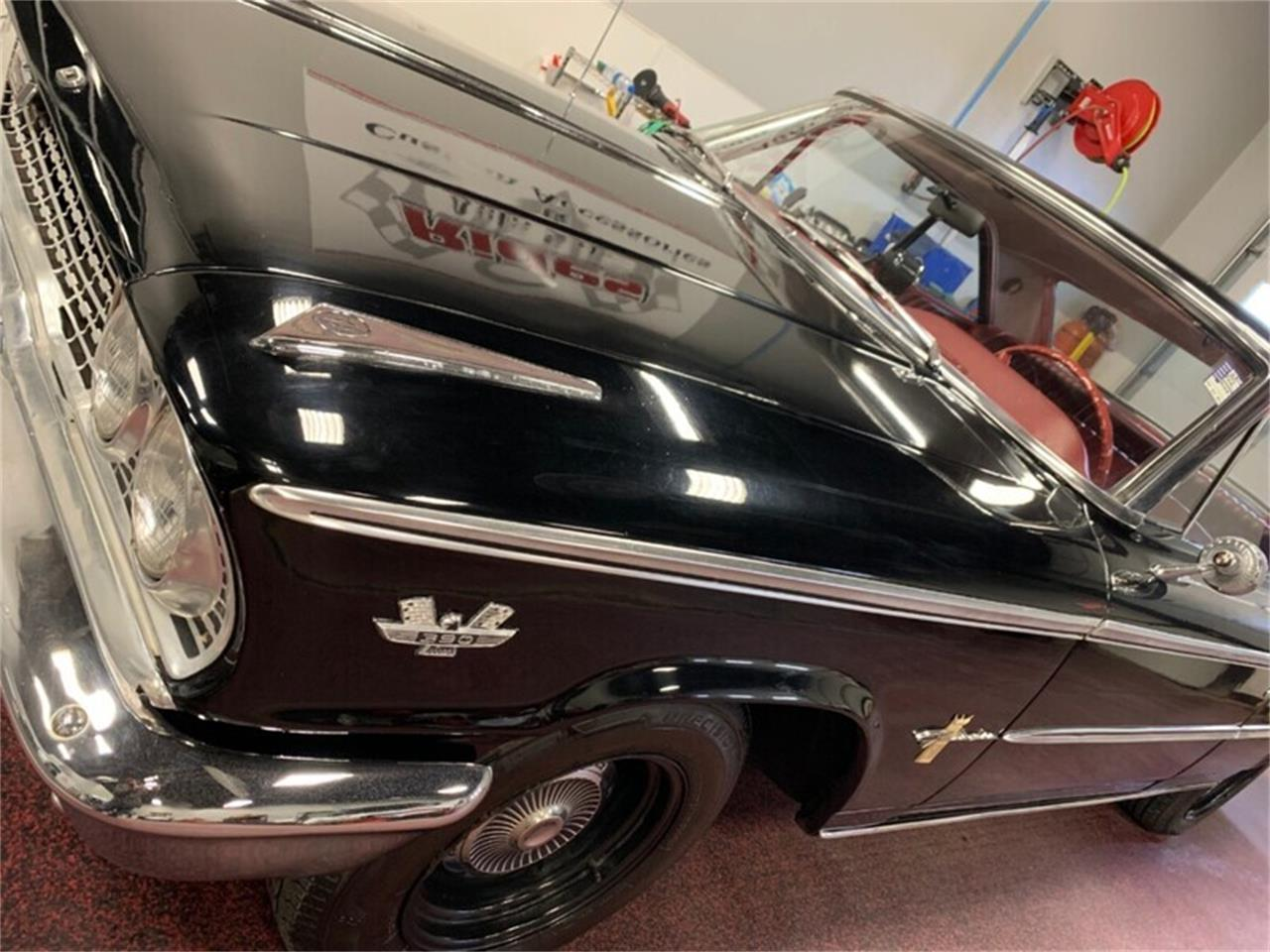 Large Picture of Classic 1963 Ford Galaxie 500 located in Bismarck North Dakota - $25,900.00 - PUJZ