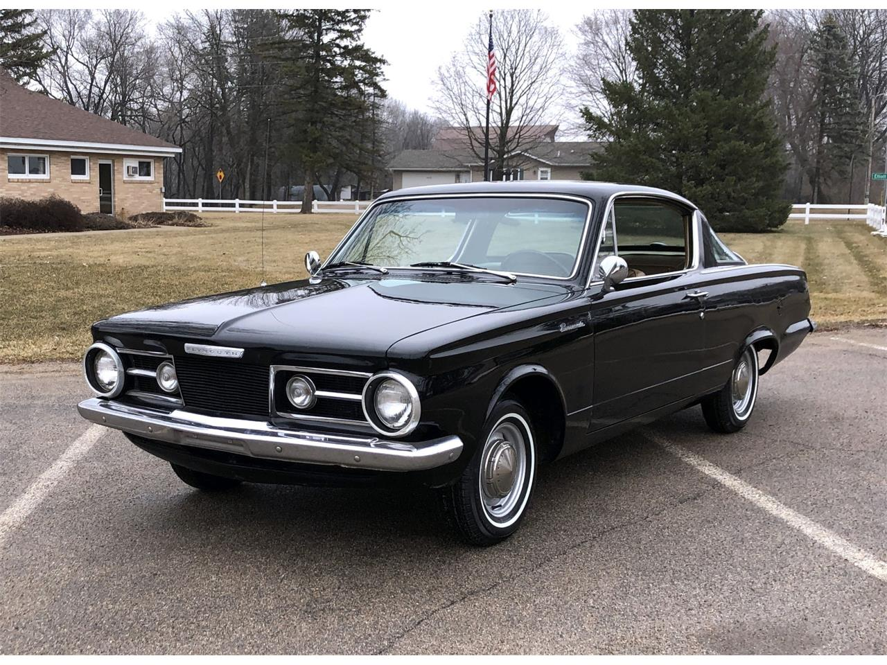 For Sale: 1964 Plymouth Barracuda in Maple Lake, Minnesota