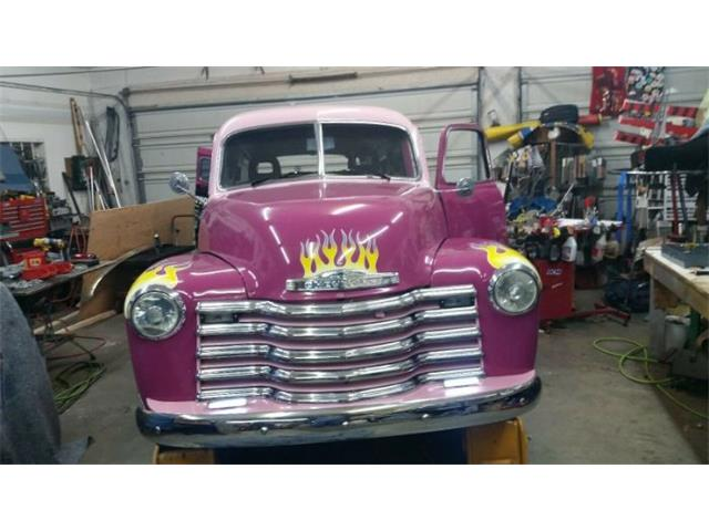 Picture of Classic '50 Chevrolet Panel Truck - PUKQ