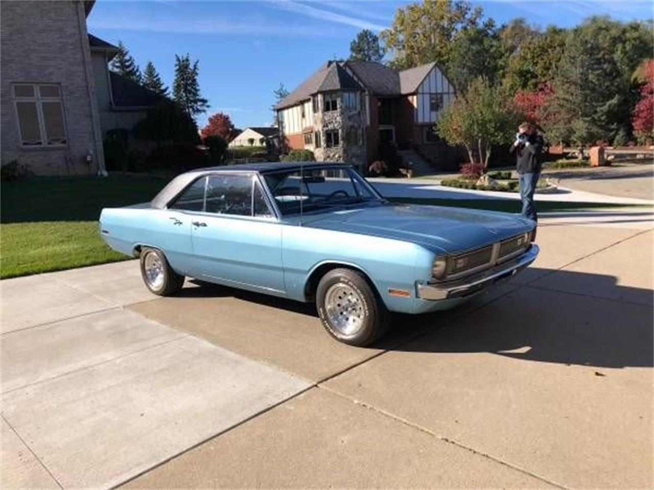Large Picture of Classic 1970 Dodge Dart located in Michigan - PULB