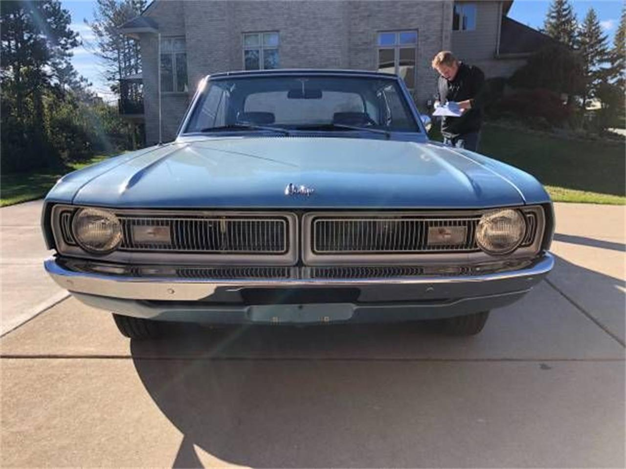 Large Picture of 1970 Dart located in Cadillac Michigan - $15,995.00 Offered by Classic Car Deals - PULB