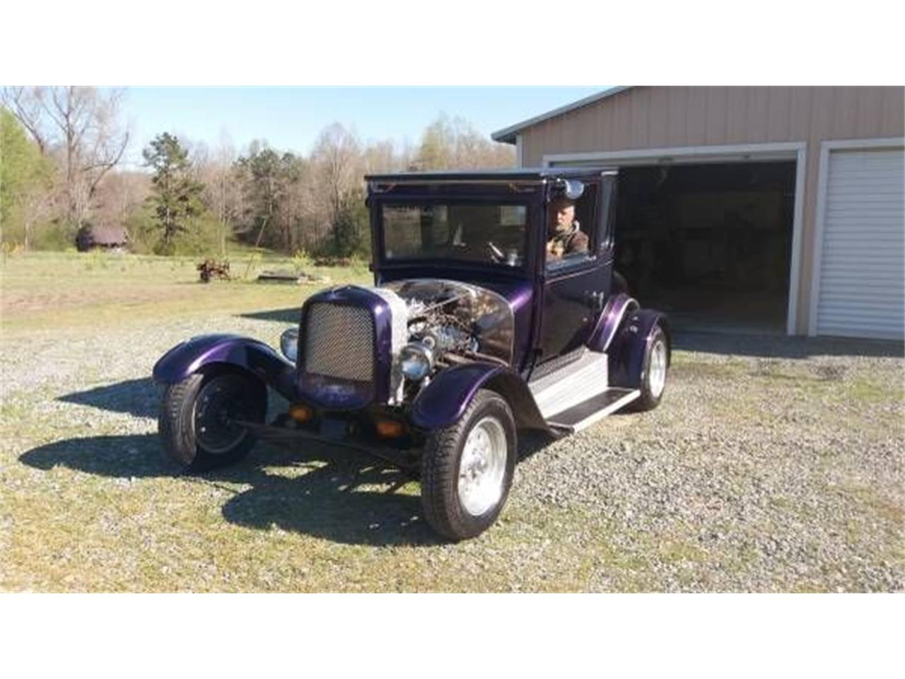 Large Picture of '26 Model T - PULK
