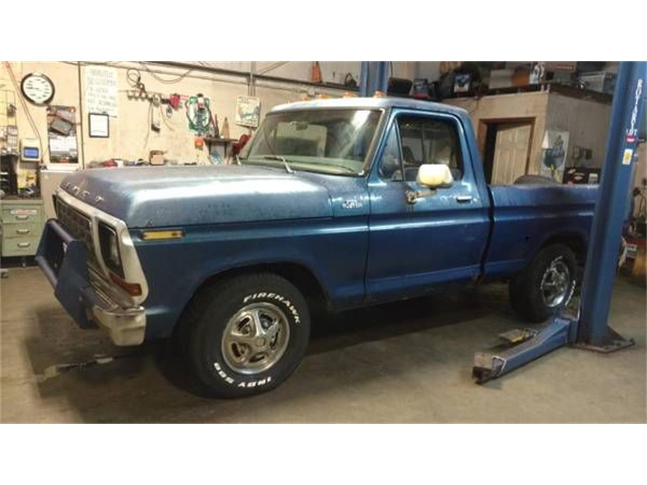 Large Picture of '79 F100 - PULL