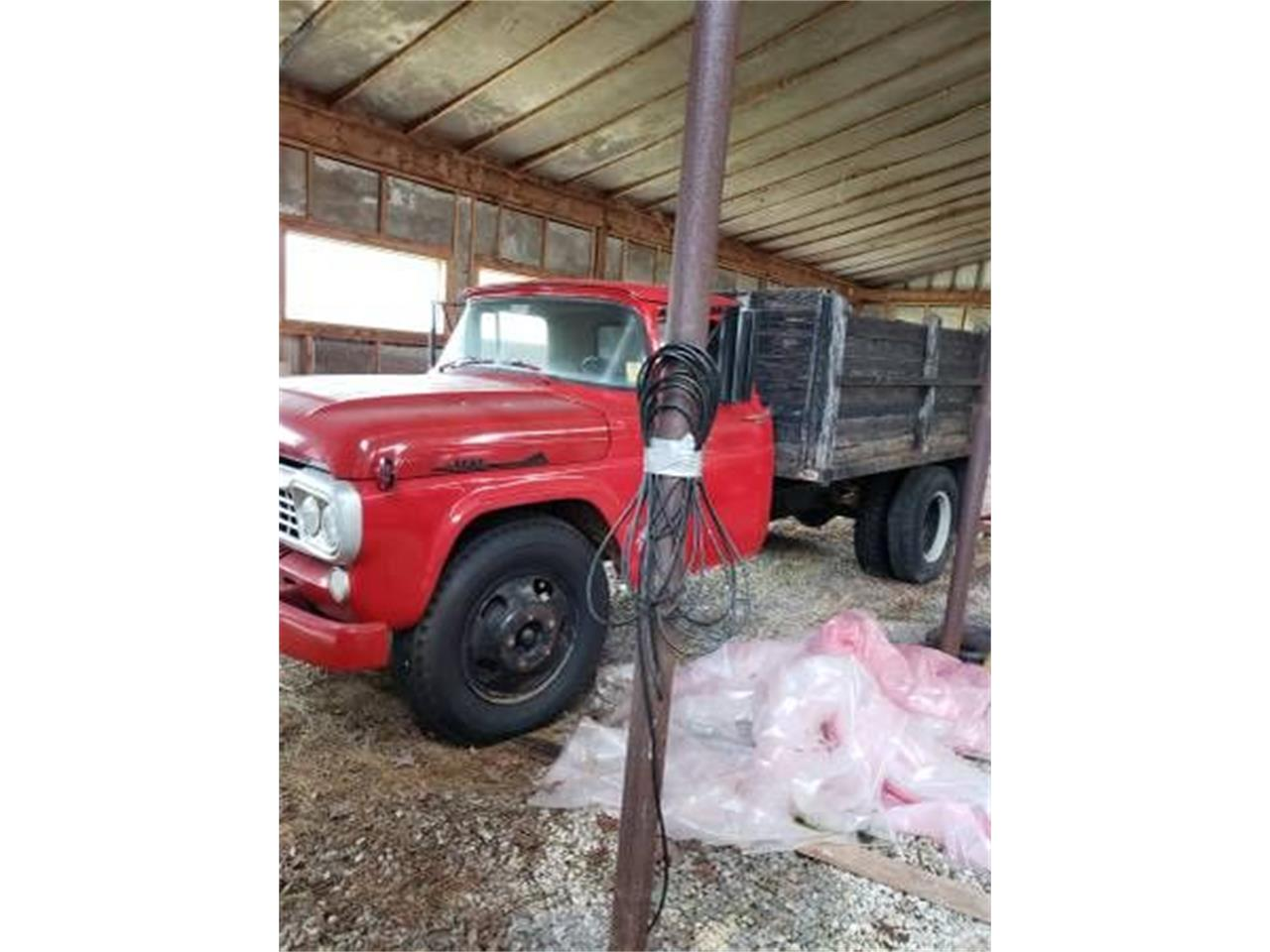 Large Picture of '58 Pickup - PULU